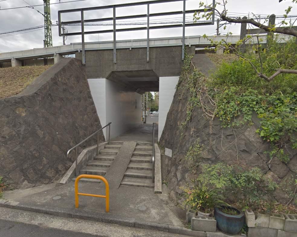 京浜急行の高架
