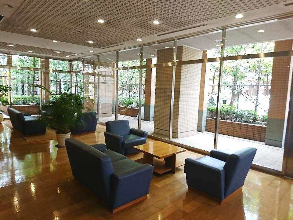 ザ・パークタワー東京サウス(1階共用エントランス)