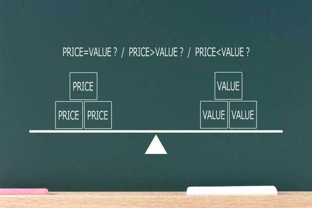 価格の検討