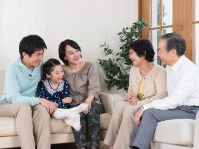 お盆休みは家族で資産について話しましょう