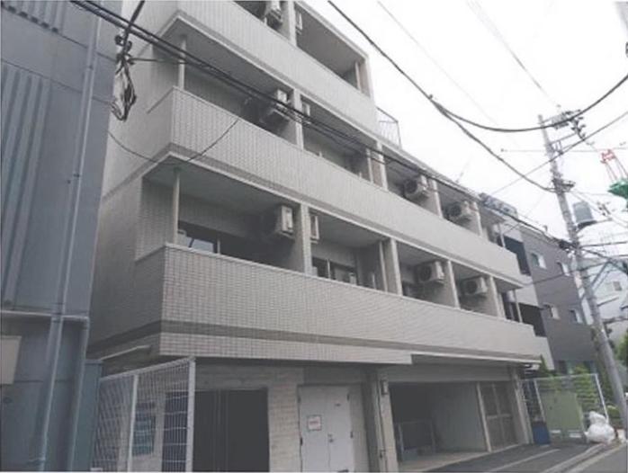 ドルチェ横浜桜木町の外観
