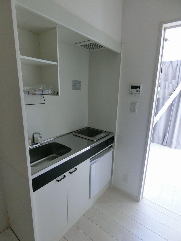 Casa Liraのキッチン