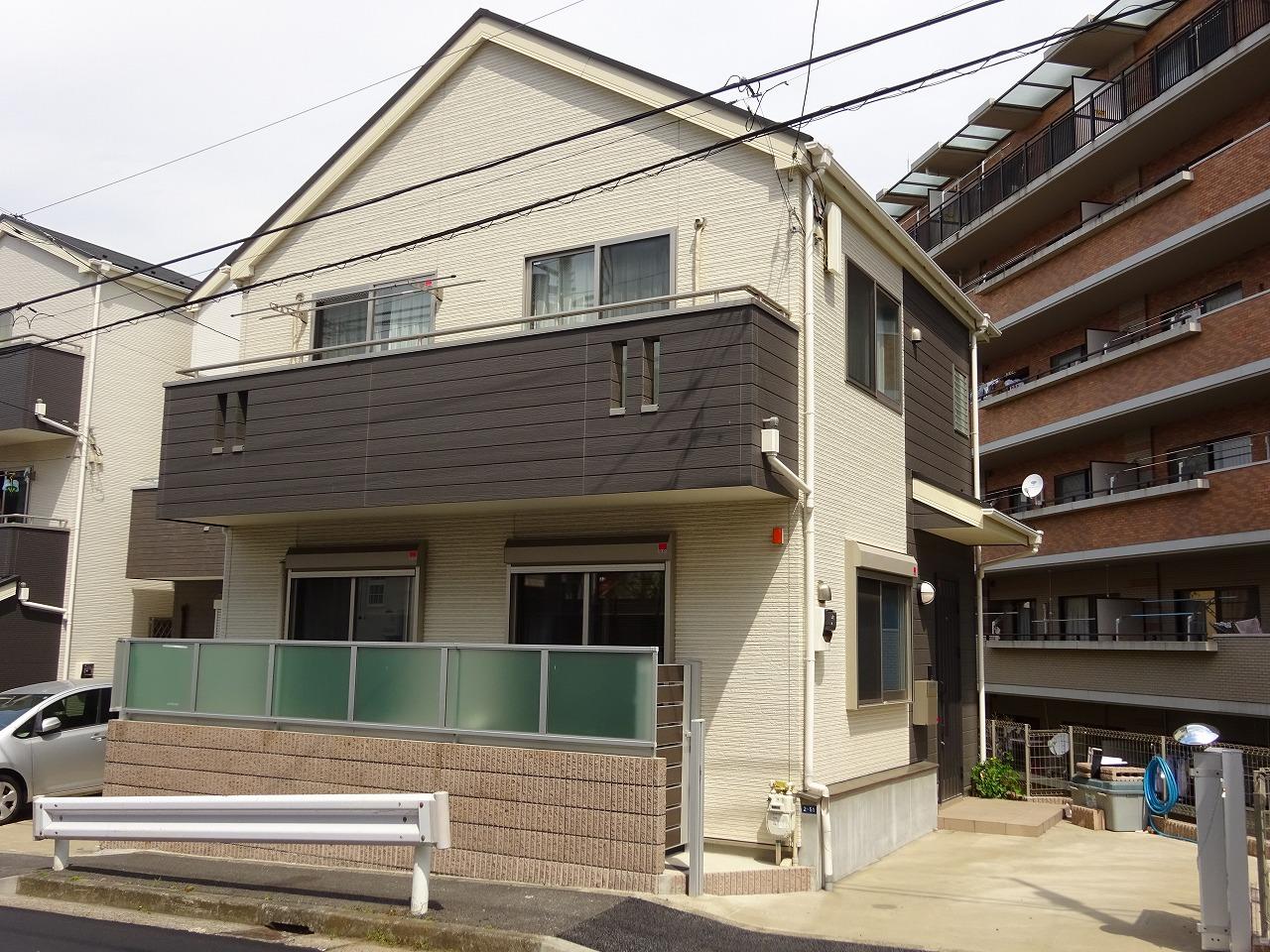 神奈川区片倉1丁目中古戸建の外観