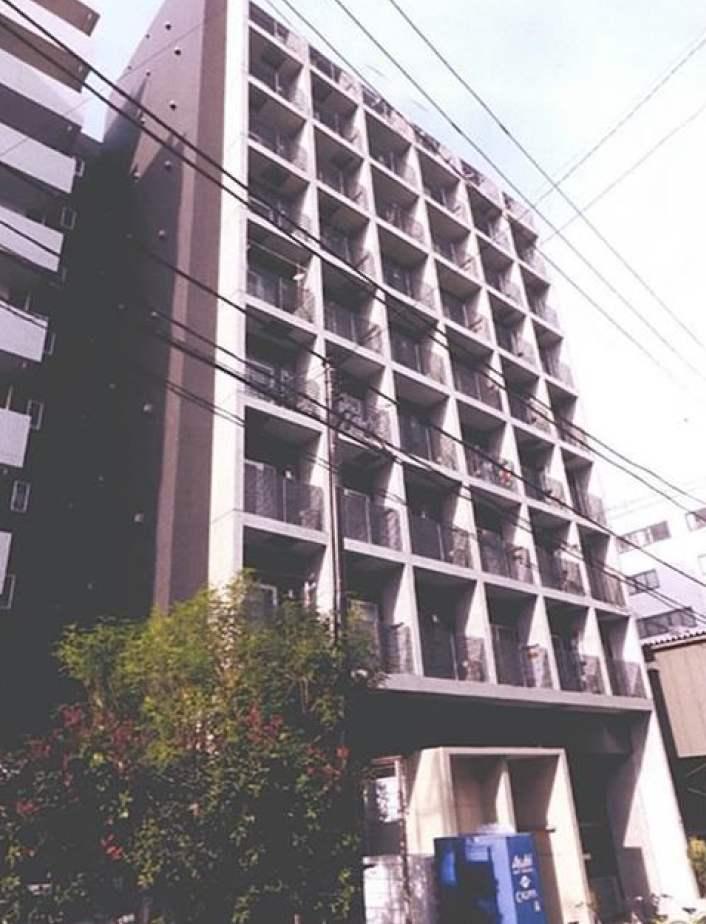 リヴシティ横浜東ベイサイドの外観