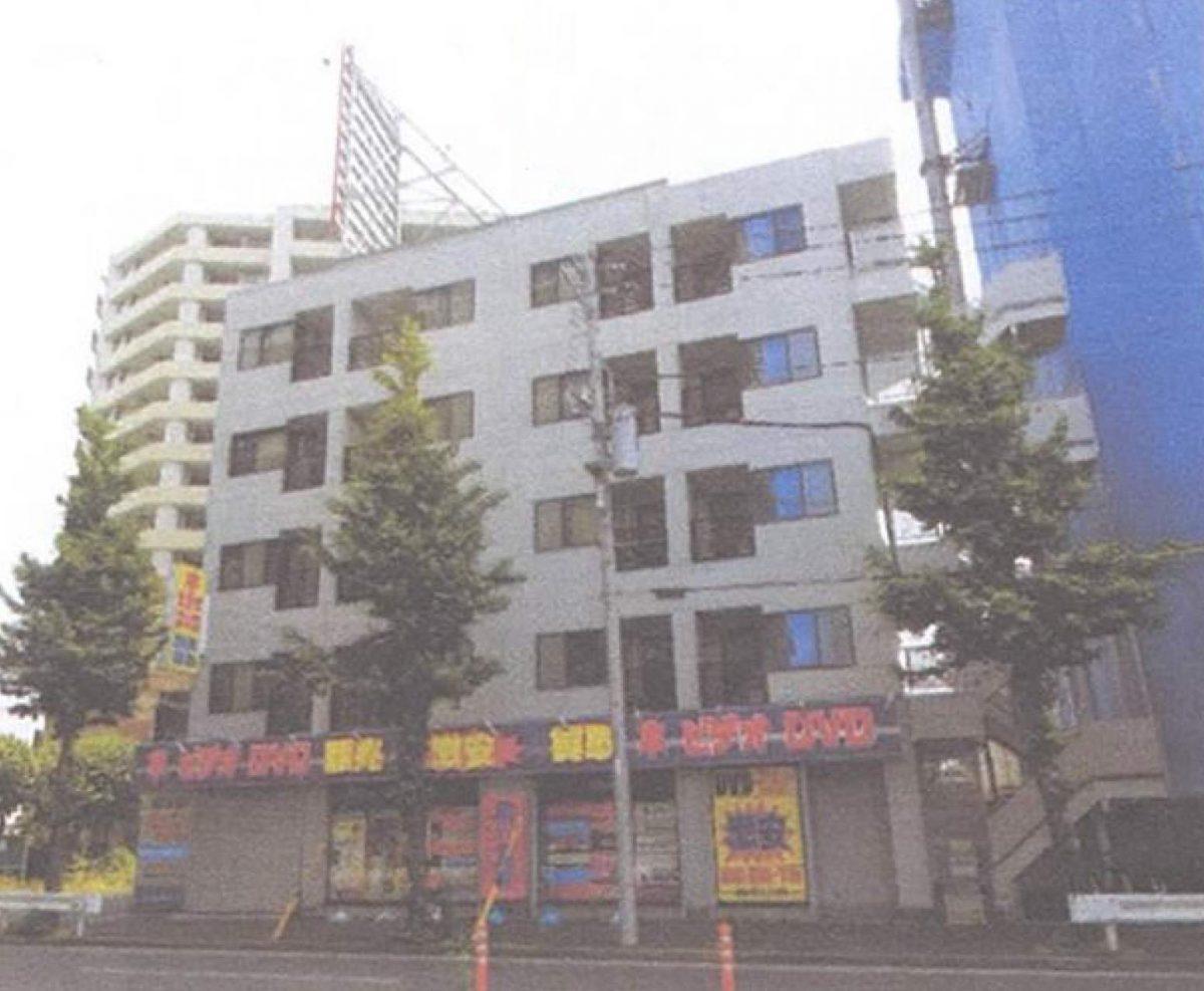 競売事例研究 川崎市幸区下平間の店舗・共同住宅、他1件