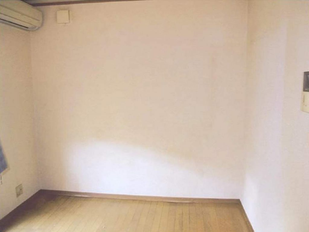 川崎区渡田山王町の戸建の2階ダイニング
