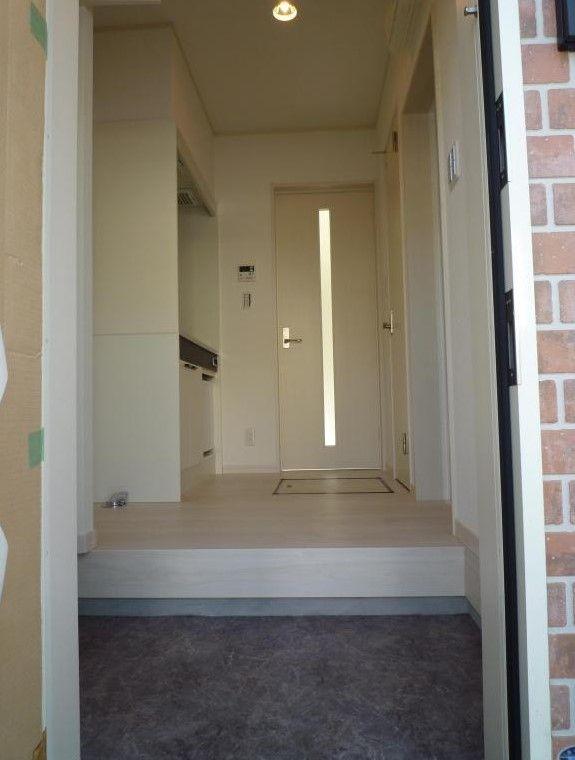Casa Liraの玄関