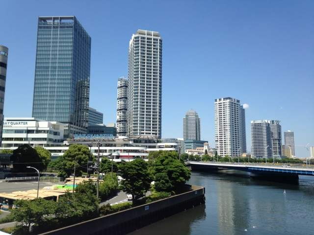 横浜ポートサイド地区