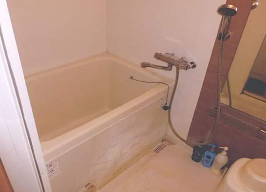 マリーゴールド元町の浴室