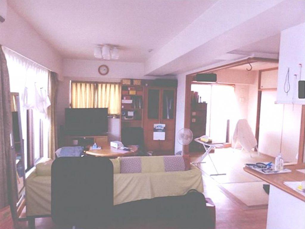 コスモ瀬谷パークサイドステージの室内