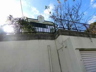 戸建ての眺望と擁壁の話