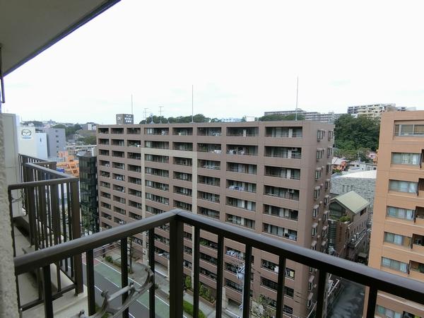 藤和横浜西口ハイタウンの眺望