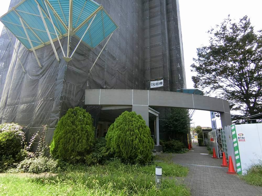 UR新川・島屋敷通りの大規模修繕