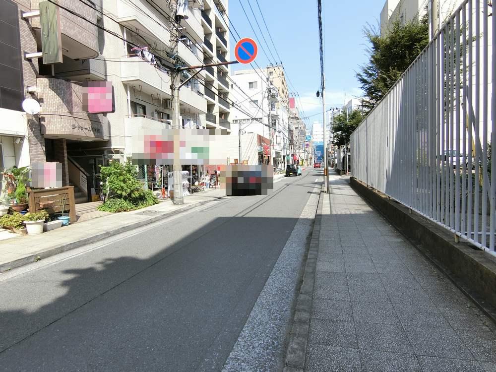 横浜市中区の住宅