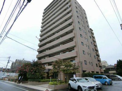 八王子のマンションの現地調査