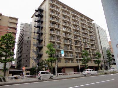 ワンルームの賃貸 藤和横浜西口ハイタウン
