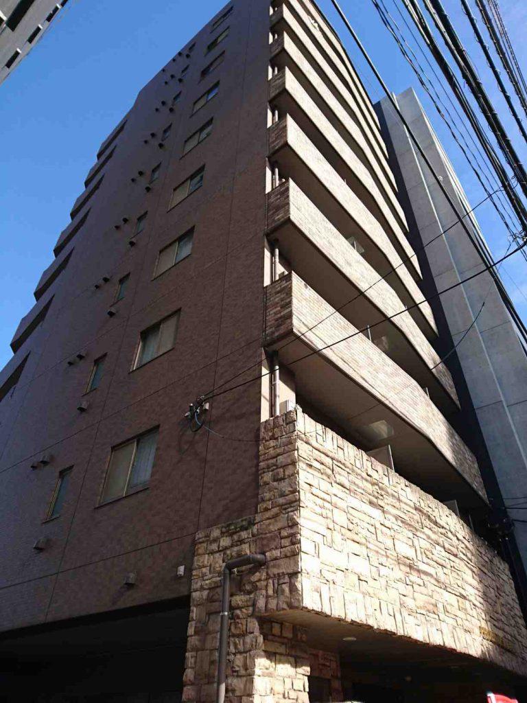 新宿の区分マンション