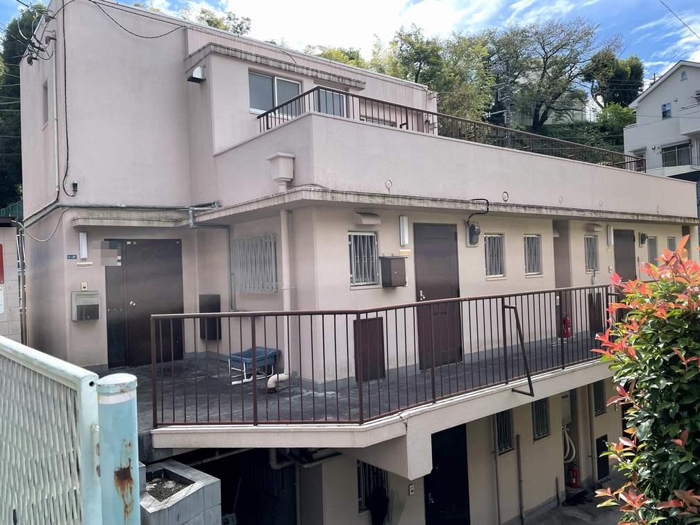 磯子区のRCのマンション