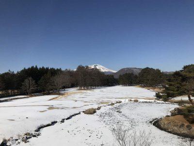 軽井沢とインフルエンザ