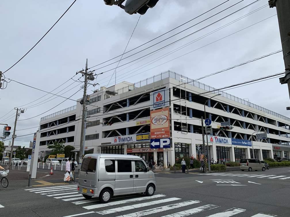 YAMADA テックランド鶴見店