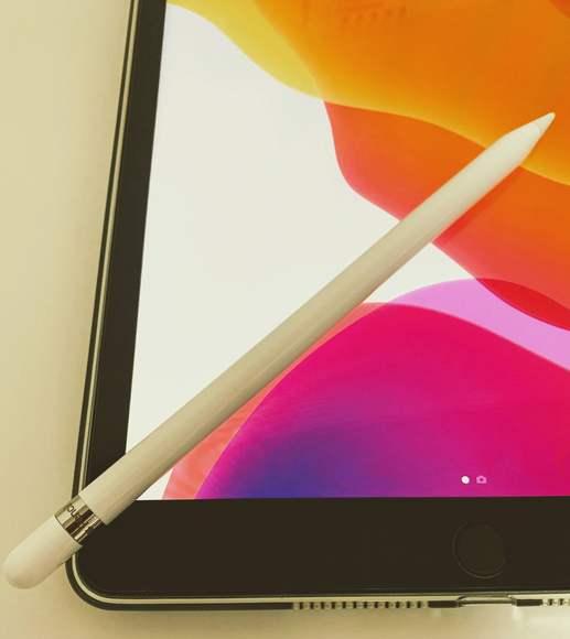 iPadとapple pencil