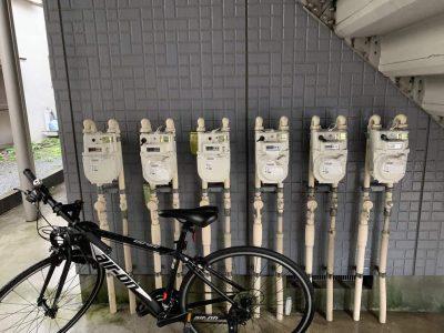 横浜と川崎のアパートの現地調査