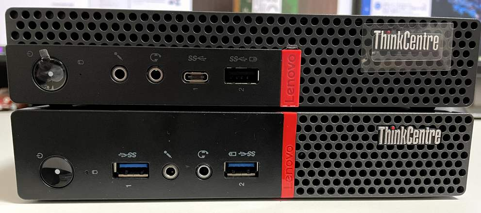 ThinkCentre M720q Tiny