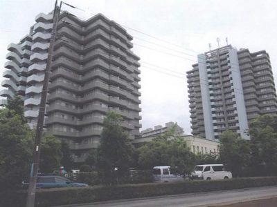 競売事例研究 フォルム綱島クレスタワーズ