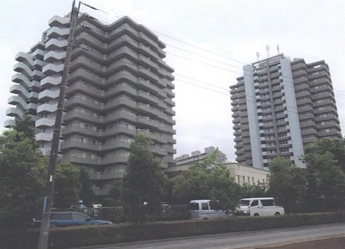 フォルム綱島クレスタワーズ
