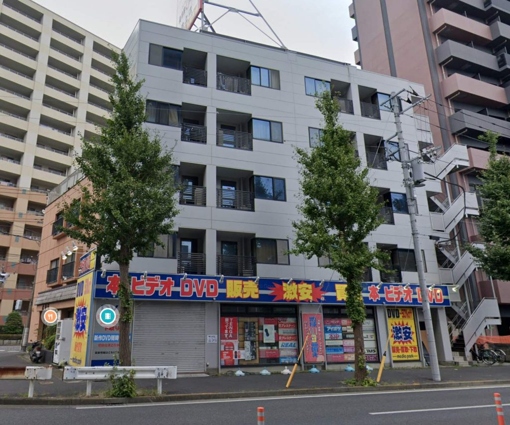 川崎市幸区下平間の店舗・共同住宅