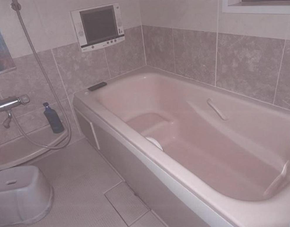 川崎市中原区木月大町戸建の浴室