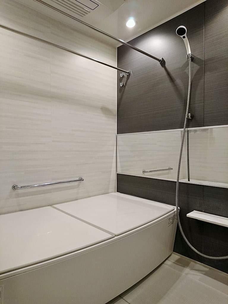 ブランズ・ジオ等々力の浴室