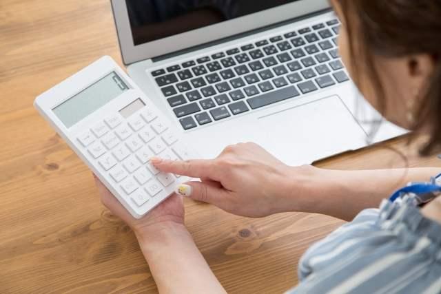 消費税の計算