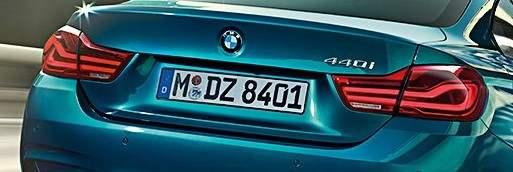BMW 4 シリーズ