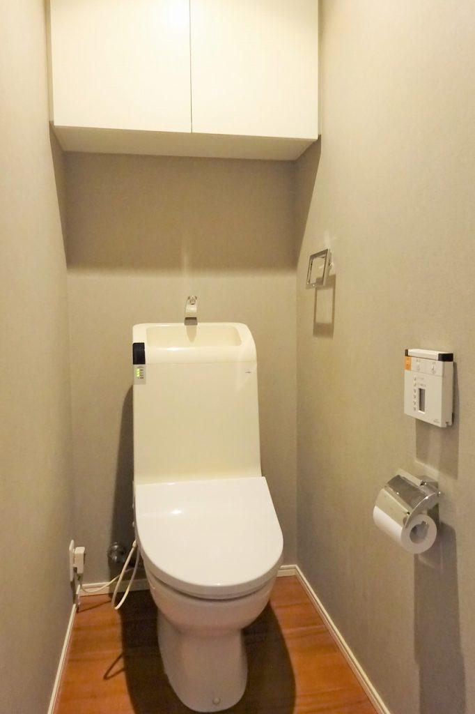 コットンハーバータワーズ ベイウェスト トイレ