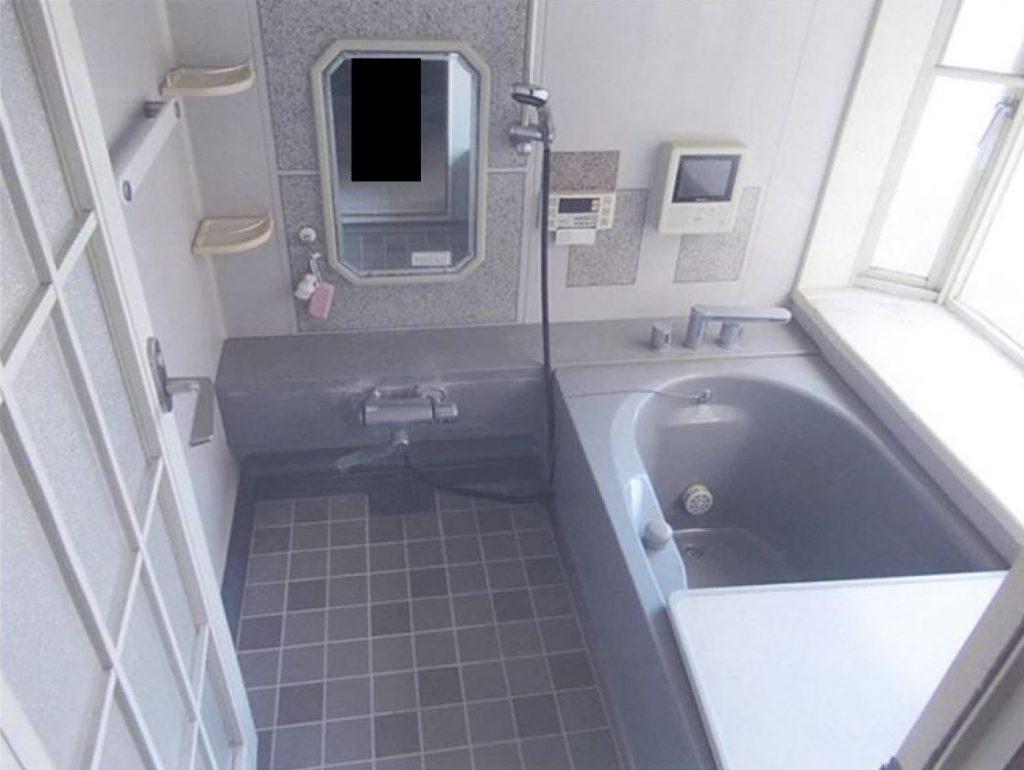 三ツ境の競売物件の浴室