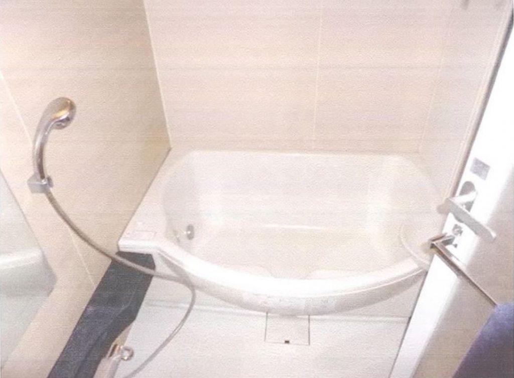 クリオ茅ヶ崎柳島海岸の浴室