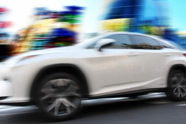スピード感の有る車