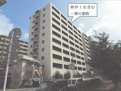 競売事例研究 リストレジデンス横濱伊勢佐木