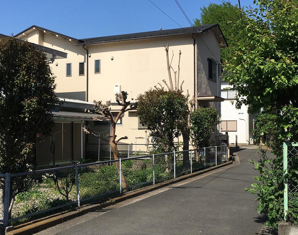 新横浜賃貸併用住宅